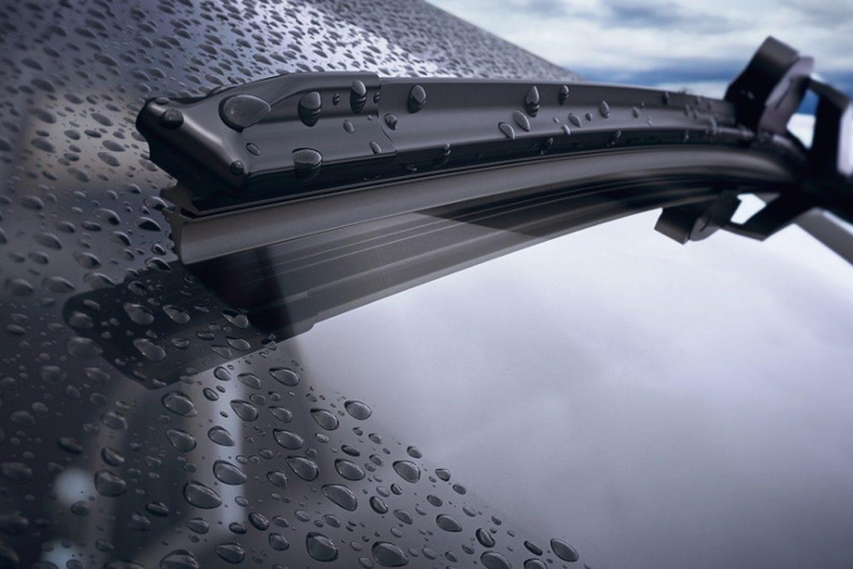 Powłoka hydrofobowa szyb samochodowych